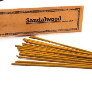 210.061_2 Varitas de Incienso Tibetano de Sándalo | SANDALWOOD